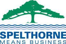 New Spelthorne logo