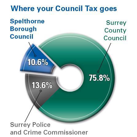 Council Tax 2019/20