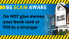 An image relating to Fraud Alert