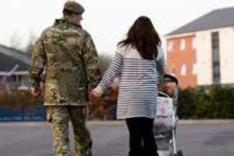Armed forces family